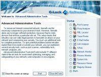 Advanced Administrative Tools